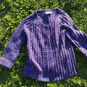 Northern reflections cardigan